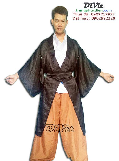 Hakama-samurai-nhat-ban