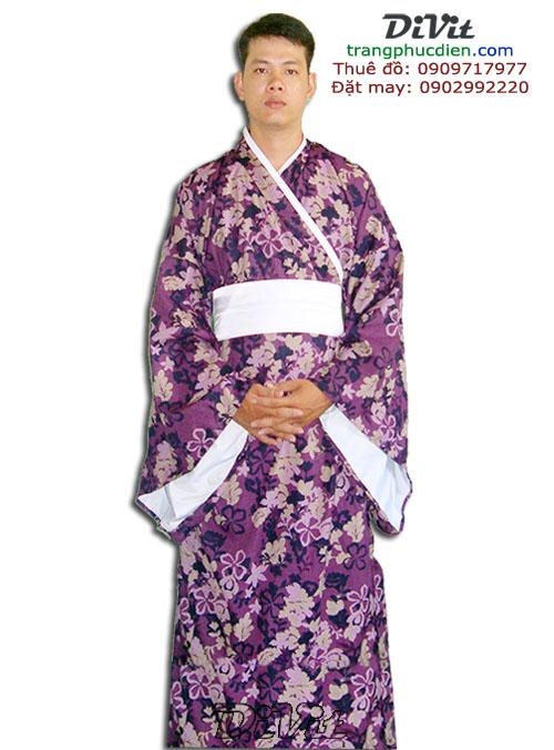 Kimono-nam-Nhat-Ban