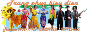 banner trang phuc bieu dien