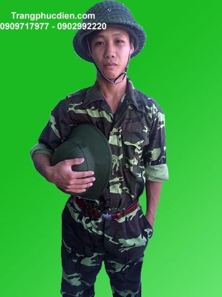 Trang phục lính xe tăng