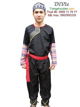 dan toc nam hmong