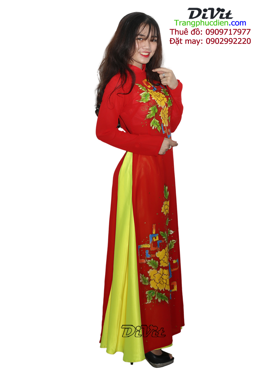 ao-dai-do-ve-hoa-dep