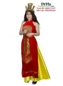 Cho thuê trang phục Âu Lạc giá rẻ nhất TPHCM