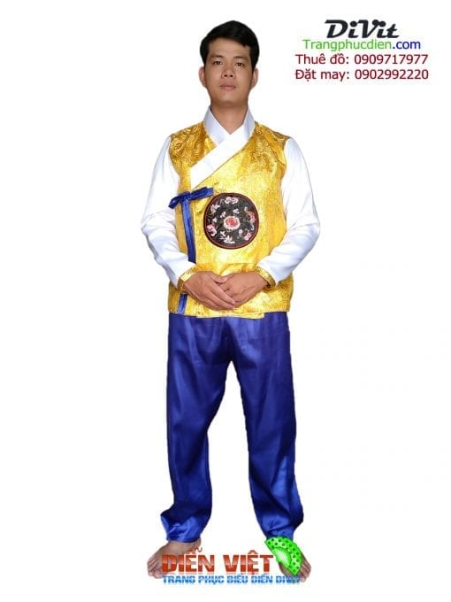 trang-phuc-hanbok-han-quoc-nam